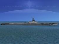 lightwave subs balao class submarines