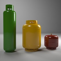 gas tanks pack 3ds