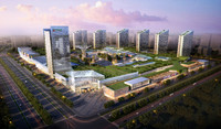 3d city shopping mall 031
