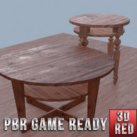 3dsmax ready tables