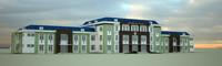 3d model hospital1