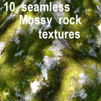 Mossy Rock Collection 5