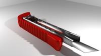 Snap-blade Knive