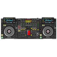 dj mixer pioneer djm-2000 3d obj