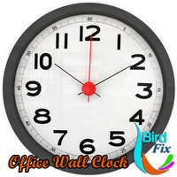 office wall clock max
