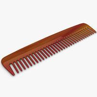 3d comb v3 model