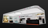 exhibition design stand 3d max