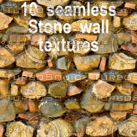 Stone Wall Collection 5