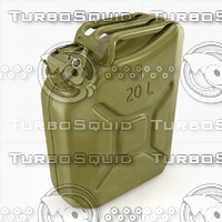 Jerry Can 20 L