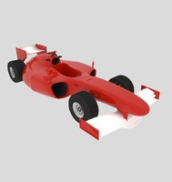maya f1 racer