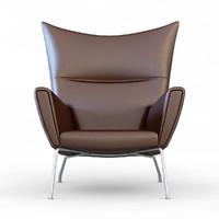 maya armchair ch 445