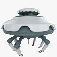 3d nanobot nano bot