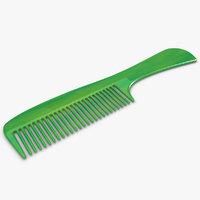 3d comb 04 model