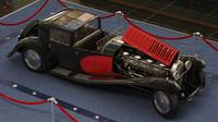3d max bugatti type 41 royale