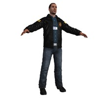 3d fbi agent