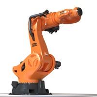 Industrial Robot KUKA KR 1000 Titan Rigged