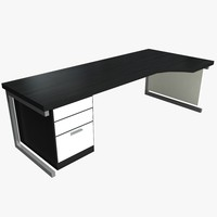 office workstation desk max