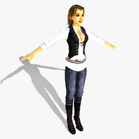 max female character