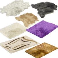 3d interiors fur model
