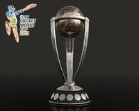 icc cricket cup 2015 3d model