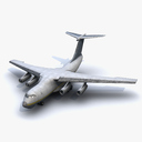 cargo airplane 3D models