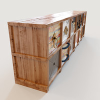 maya ethnic chest drawers