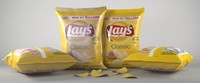 Lays Pack and Chips