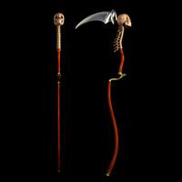 3d model scythe