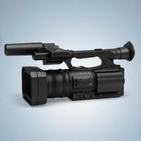 Video Camera Recorder Sony HVR-Z5U
