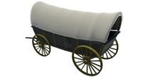 maya western wagon
