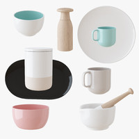 maya pack kitchenware kitchen interior