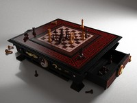 Japain Chess Table