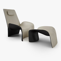 max giorgetti eva armchair