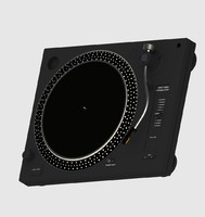 turntable turn table 3d 3ds