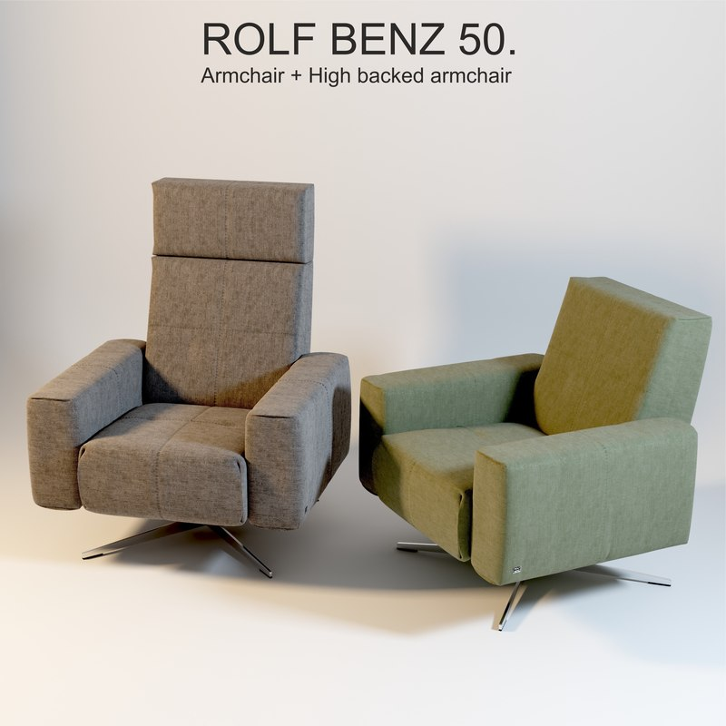 rolf benz 50 01jpg armchairs seating rolf benz