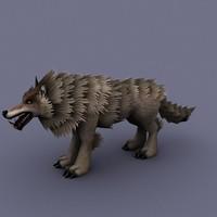 wolf cartoon max