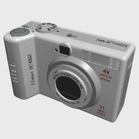 Digital Camera: BTEC EZ Shot 4002