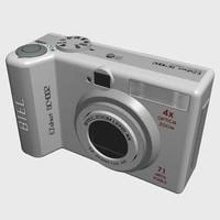 Digital Camera: BTEC EZ Shot 4002