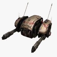 Small Combat Drone 1