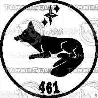 Ala 46 group 1 Decal
