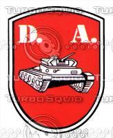 Brunete Division Decal
