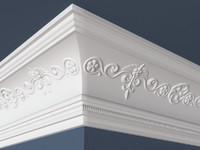 3dsmax decorative molding