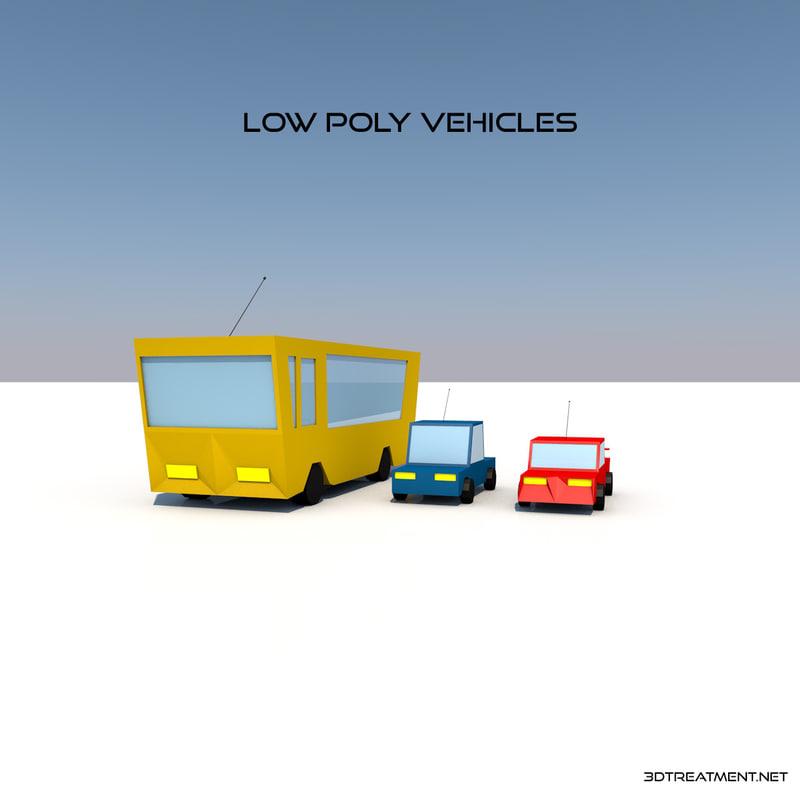 Low poly Vehicles.jpg