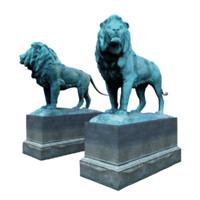 Lion_Sculpture