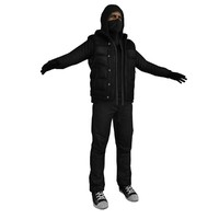 robber man max
