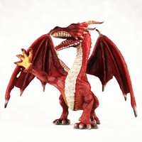 3d - dragon