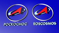 c4d roscosmos logos