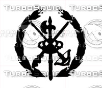 Spanish Legion Decal