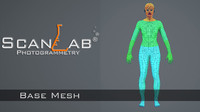 Base Mesh by ScanLab Photogrammetry