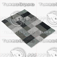Arte Espina 644-65 Black and white rug